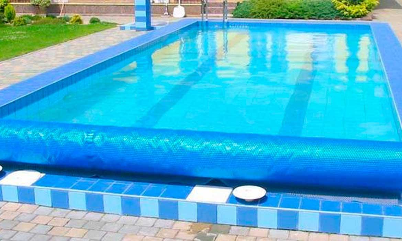 Пленка для укрытия бассейнов